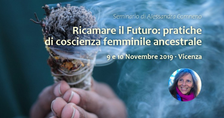 2019 11- Seminario Alessandra Comeno Vicenza Vidyanam